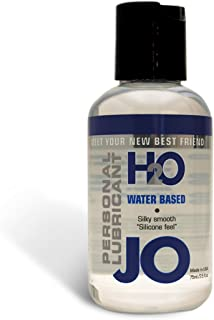 Jo Personal Lube H20 2.5Oz (Package of 4)