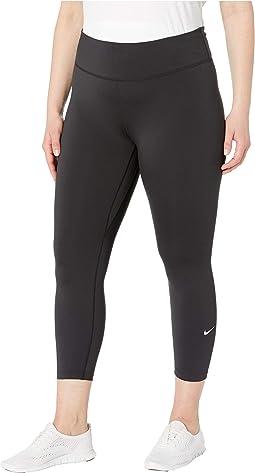 One Crop Pants (Sizes 1X-3X)
