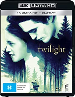 Twilight (2008) (4K UHD + Blu-ray)