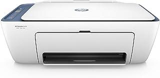 HP DeskJet 2636 Wireless All-in-One Color Inkjet Printer, Copy & Scan with HP Smart App, Blue (Renewed)