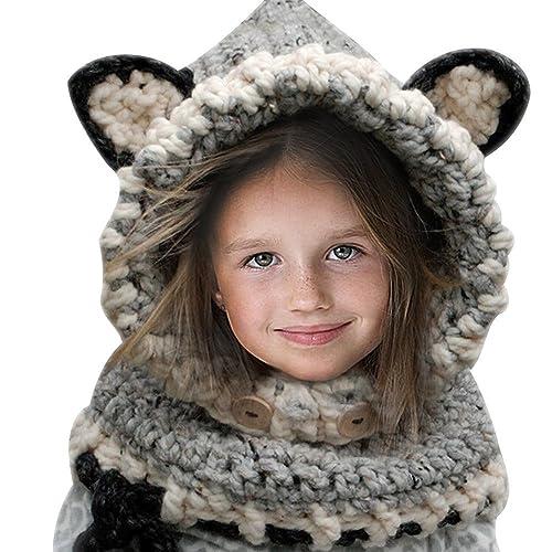 la moitié sélection spéciale de nouvelle arrivee Bonnet Enfant Fille: Amazon.fr