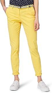 Preis Rabattgutschein Neues Produkt Suchergebnis auf Amazon.de für: Gelb - Hosen / Damen: Bekleidung