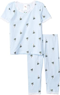 Short Sleeve Top and Pants Set (Toddler)