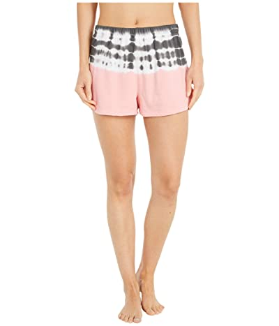 P.J. Salvage Sunset Glow Shorts (Peach) Women