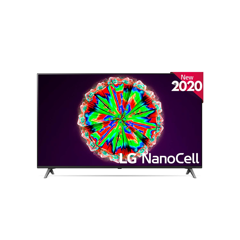 LG 65NANO80ALEXA - Smart TV 4K NanoCell 164 cm, 65
