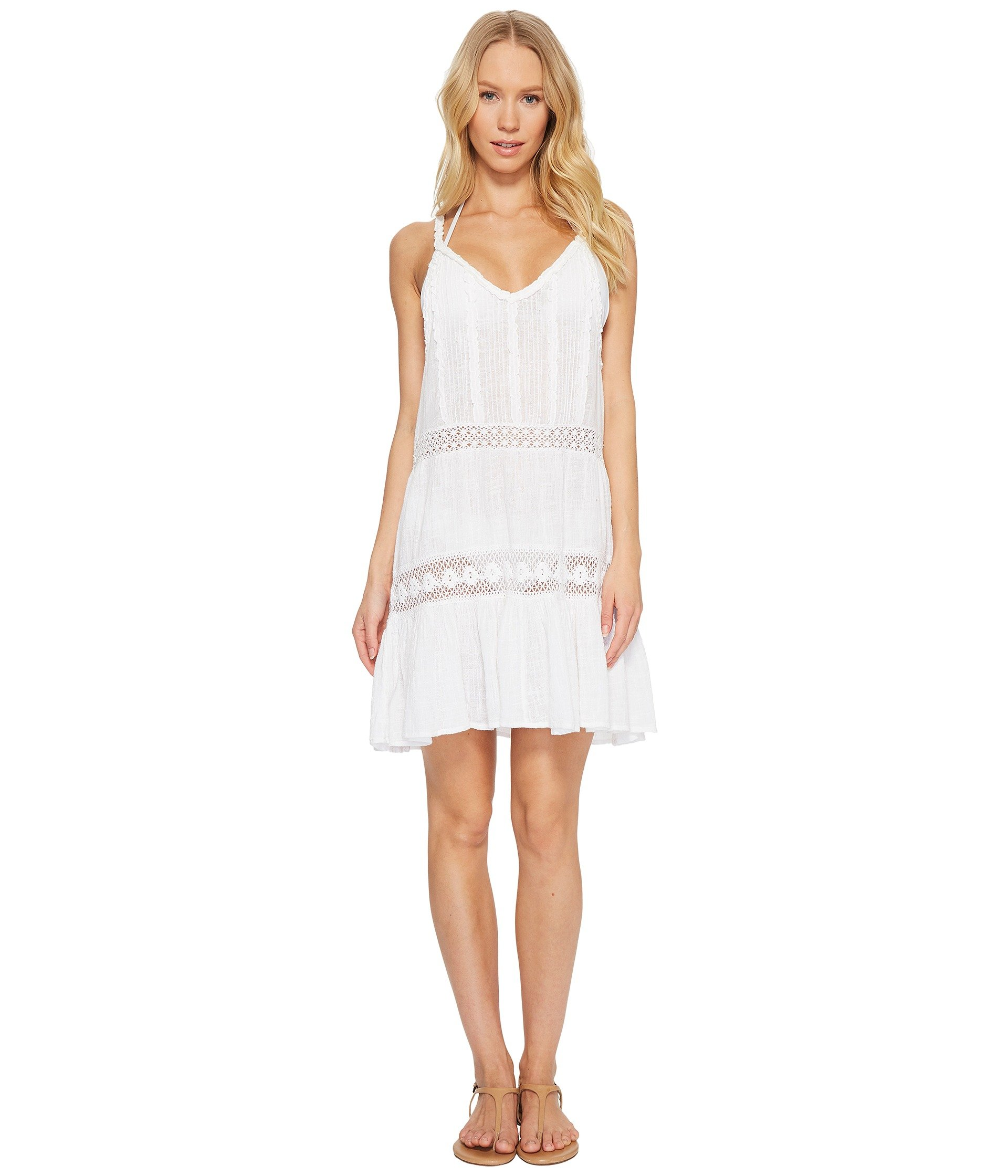 Cotton Slub Ruffle Dress Cover-Up. Like 42. Polo Ralph Lauren