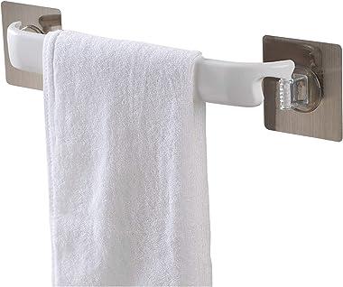 BLEQYS® Magic Sticker Series Self Adhesive Kitchen Napkin Towel Holder Bathroom, Towel Hanger