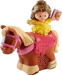 Fisher-Price Disney Princess Belle & Philippe por Little People