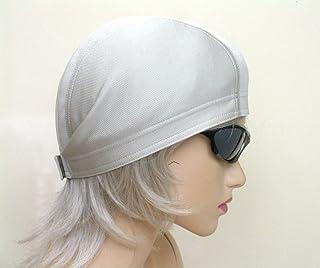 改CRAFT /サイズ調整式ヘルメット インナーキャップ【フィット&ホールド】 吸発汗 グレー キャップ?ビーニー