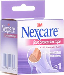 3M Nexcare Foot protection Tape, 1in *180 inch (5 yard)