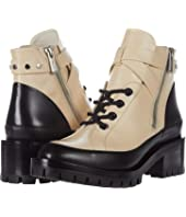 Hayett 50mm Lace-Up Boot