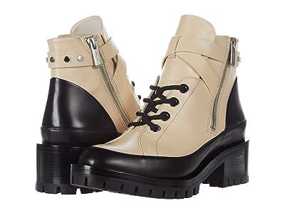 3.1 Phillip Lim Hayett 50mm Lace-Up Boot (Bone) Women