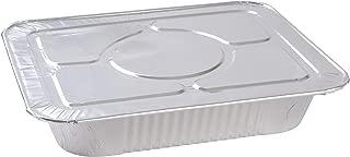 A World of Deals 9 X 13 Half Size Deep Foil Steam Pans with Lids, 30 Pack