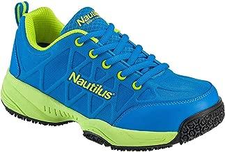 Nautilus Safety Footwear Women's Pulse Composite Toe Slip-Resistant Work Shoe