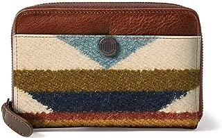 Women's Zip Wallet, Wyeth Trail, One Size