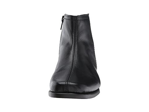 Aerosoles Double Trouble 2 Black Leather Top Quality Sale Online GdWy8I0