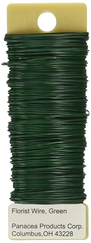 Paddle Wire 22 Gauge 4oz, Green