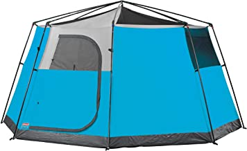 Coleman Octagon 98 8-Person Dome Tent with Half Fly