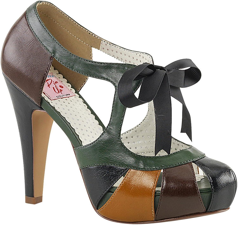 Pinup Couture BETTIE-19 Damen Retro Pumps Pumps  100% anbieten