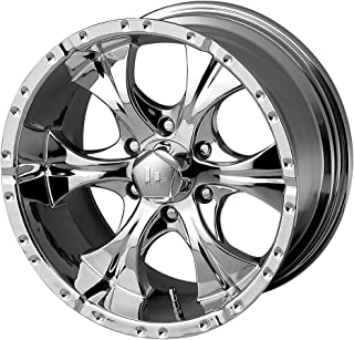 Helo HE791 Maxx Triple Chrome Plated Wheel (17x9
