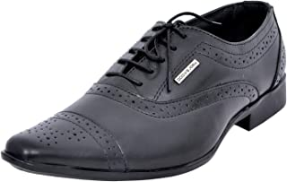 Maplewood Kent Black Formal Shoes for Men