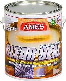 Ames CS1 1 Gallon Clear Seal Elastomeric Coating