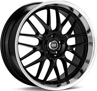 Enkei LUSSO (18 x 7.5, 5 x 114.3) 42mm Offset, Black, (1) Wheel/Rim