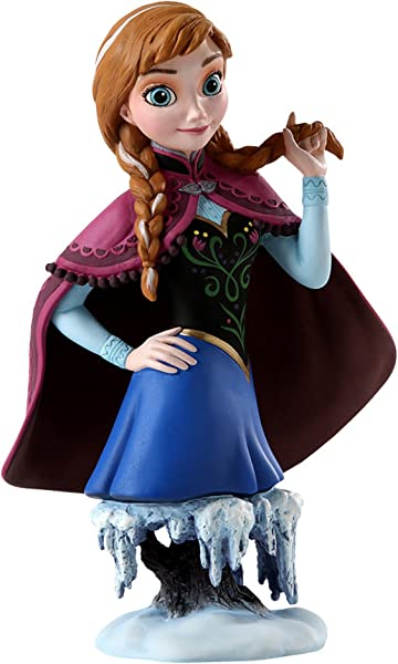 Enesco Frozen Figurines From Grand Jester Anna