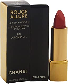 Chanel Rouge Allure Luminous Intense Lipstick, 98 Coromandel, 3.5g