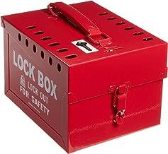 Brady Extra-Large Group Lock Box, Steel - 51171