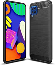 Fashionury Rugged Armor Back Cover Case Designed for Samsung Galaxy F62 Samsung F62 Case
