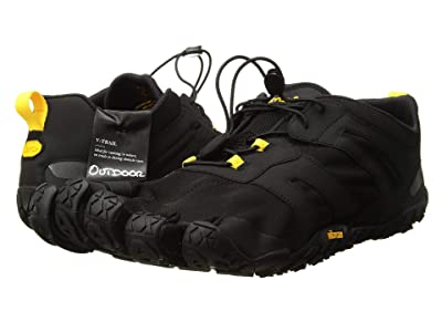 Vibram FiveFingers V-Trail 2.0 (Black/Yellow) Men