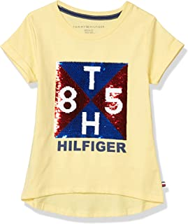 Girls' Flippable Sequin Tee Shirt
