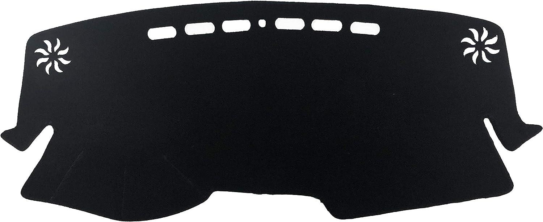 AutofitPro Custom Max 41% 5 popular OFF Fit Dashboard Black Console Dash Center Cover
