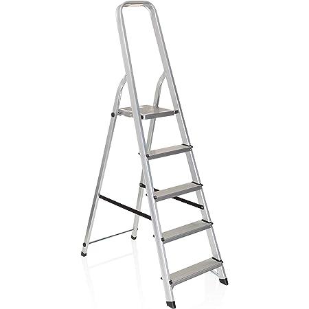 Leiter mit 5 Sprossen