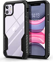 MOBOSI Vanguard Armor Designed for iPhone 11 Case, Rugged Cell Phone Cases, Heavy Duty Military Grade Shockproof Drop Prot...