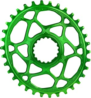 Cannondale Hollowgram Direct Mount ring 28T - green