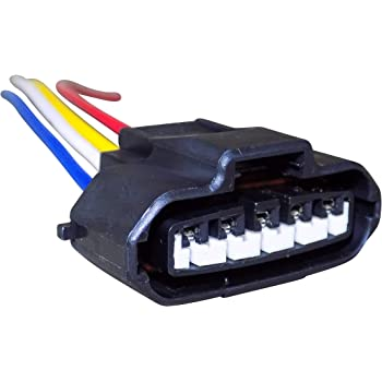 [FPER_4992]  Amazon.com: MAF Wiring Harness Pigtail Connector for 6.6l LB7 LLY LBZ  2001-2007 Duramax Chevy: Automotive   Lbz Wiring Harness      Amazon.com