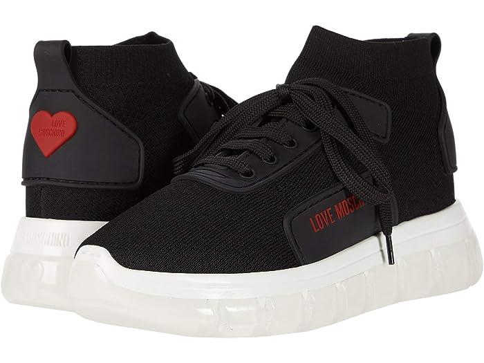 LOVE Moschino Sock Sneaker | 6pm