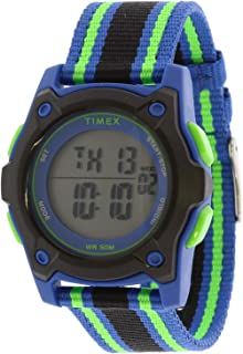 Boy's Time Machines TW7C26000 Blue Plastic Japanese...