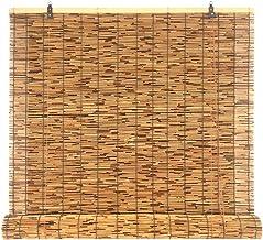 Rietgras gordijnen rietgordijnen strooien matten scheidingsgordijnen gordijnen zonnescherm hefgordijnen bamboe gordijnen r...