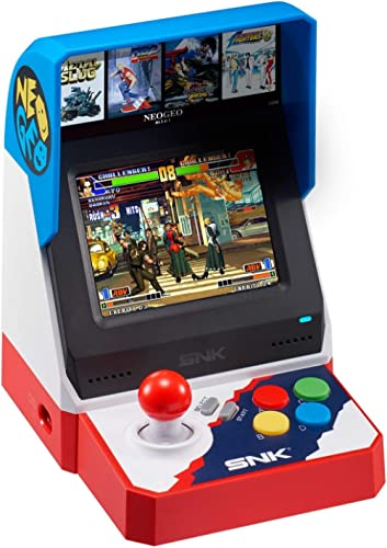 Snk Neo Geo Mini 40Th Anniversary Japanese Version