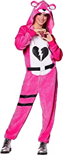 Adult Cuddle Team Leader Plush Fortnite Costume | Officially Licensed