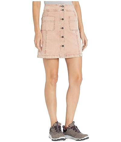 Prana Merrigan Skirt (Champagne) Women