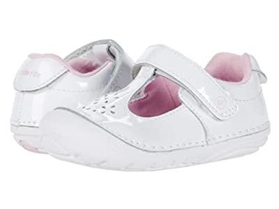 Stride Rite SM Amalie (Infant/Toddler) (White) Girls Shoes