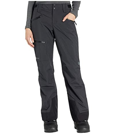 Marmot Refuge Pants (Black) Women