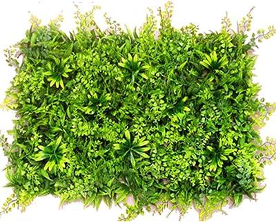 YNGJUEN Flor Pared de Flores Boda Oficina Fondo Pared decoración jardín Valla (Color : C, Size : 40cm×60cm): Amazon.es: Hogar