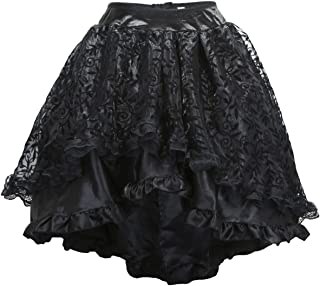 Best high low black skirt outfit Reviews