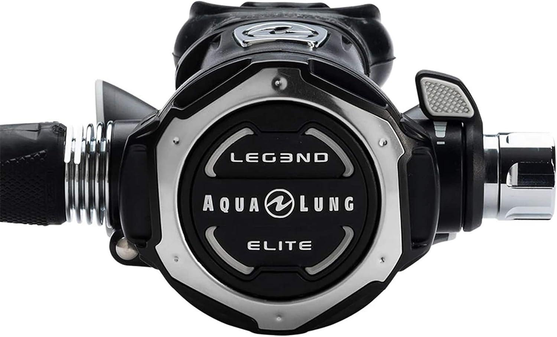 Aqua Lung Leg3nd New mail order Elite Yoke Regulator Detroit Mall -