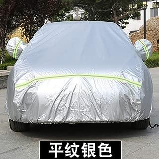 T-Day Copriauto Toyota RAV4 Car Cover SUV Outdoor Indoor Spessa Panno di Oxford Protezione Solare Antipioggia Dimensioni : 2018